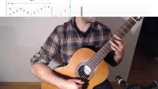 Tutorial: Zelda's Lullaby - The Legend of Zelda: Ocarina of Time on Guitar