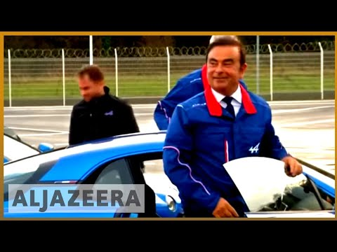 🚗Nissan chief Carlos Ghosn 'arrested for misconduct' l Al Jazeera English