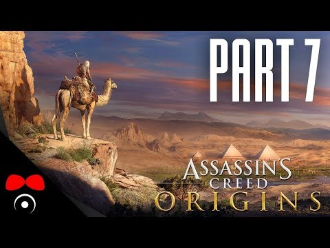KLEOPATŘINA PARTY! | Assassin's Creed: Origins #7