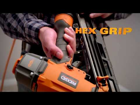 RIDGID Introduces FastenEdge Technology
