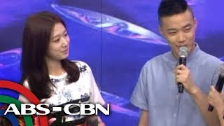 It's Showtime: Park Shin-hye meets Ryan Bang