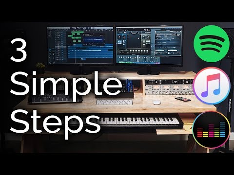 , title : 'Get your music on Spotify and iTunes - 3 Easy Steps