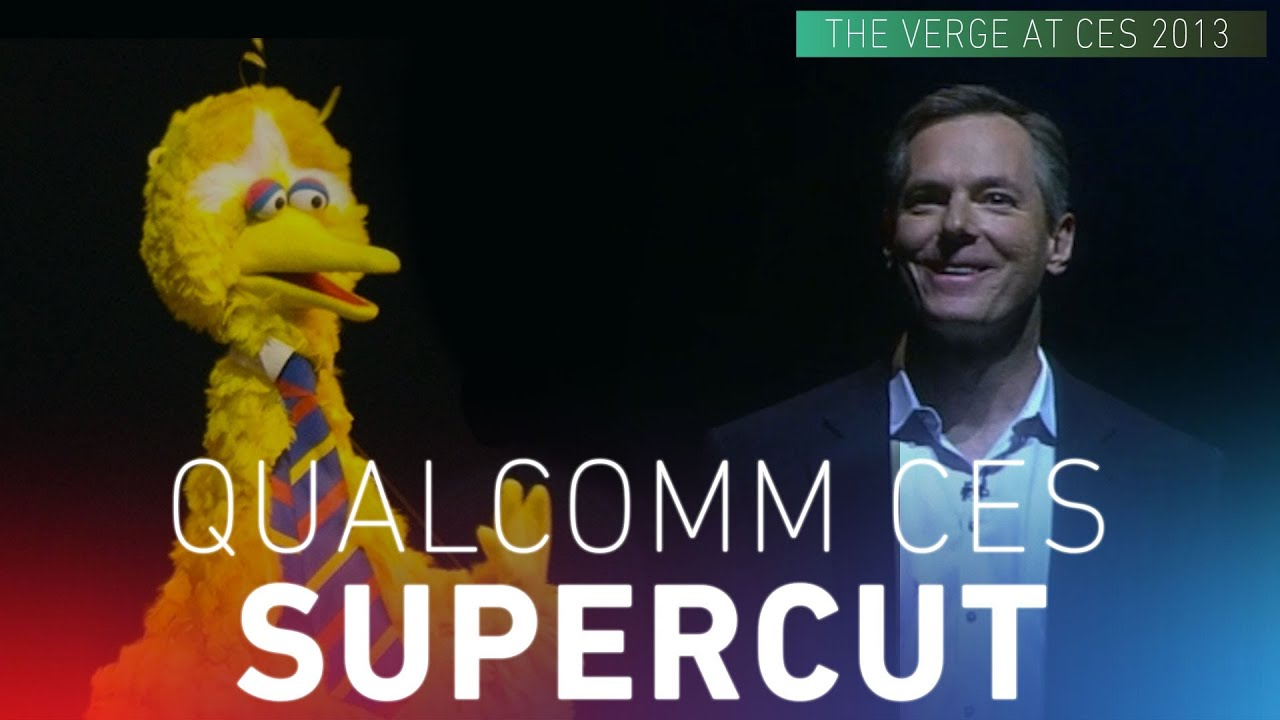 The most insane keynote ever: Qualcomm at CES 2013 thumbnail