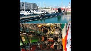 На подводной лодке часть 2