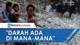 Kesaksian Ayah Korban Ledakan Petasan di Kebumen, Kaget Temukan Tubuh Bergelimpangan di Depan Rumah