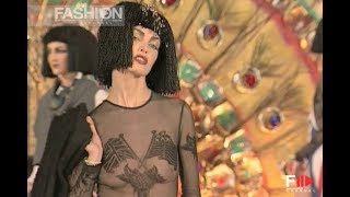 JOHN GALLIANO Fall Winter 1997 1998 Paris - Fashion Channel