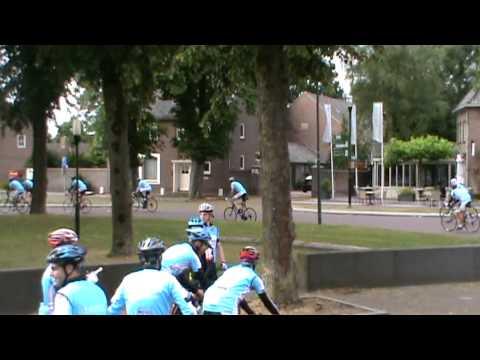 Vertrek Toerklub Overloon - 2011-06-13 - Route 10