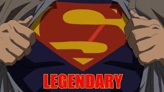 SUPERMAN 『AMV』   SKILLET   LEGENDARY