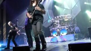 "Dream Theater - ""Endless Sacrifice"" / ""Mike Mangini Drum Solo"" , Anaheim 12-02-11"