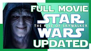 THE RISE OF SKYWALKER FULL MOVIE LEAKED! POST RESHOOTS! DETAILED!