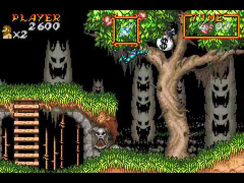 Super Ghouls N Ghosts (U)(Mode7) ROM < GBA ROMs | Emuparadise