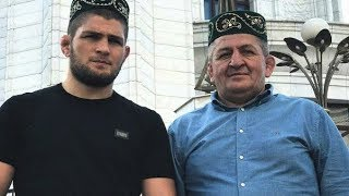 Khabib Nurmagomedov talks what is his the most important goals in his life (translated)