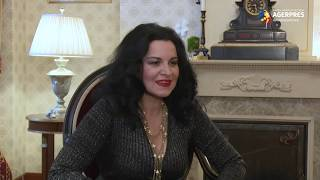 INTERVIU Angela Gheorghiu: Fără artă, o nație este moartă