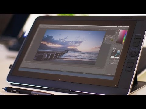 Ultimate PC replacement? Wacom Cintiq Companion 2 | Review