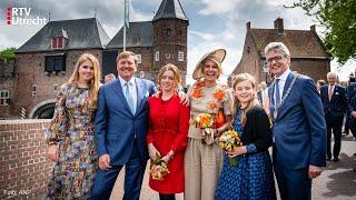 Burgemeester Bolsius geniet van glansrol tijdens Koningsdag [RTV Utrecht]