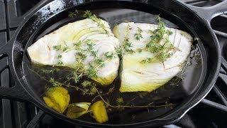 Olive Oil Poached Tuna – How to Make Tuna Confit & Conserva