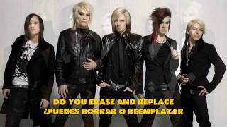 Cinema Bizarre - Erase And Replace (Ingles/Español)
