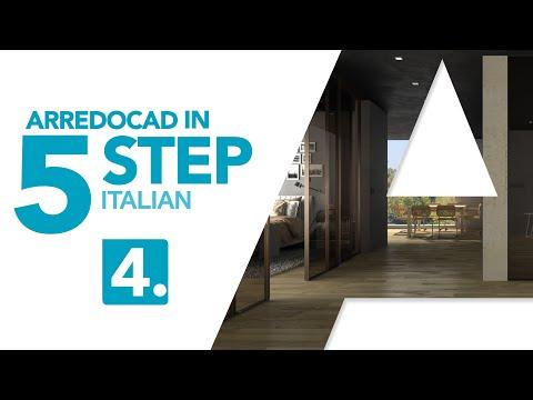 Step 4/5 Creazione del Render