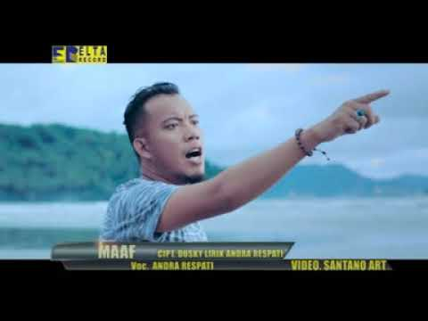 , title : 'Andra Respati - Maaf (Official Music Video) Lagu Minang Terbaru 2019'