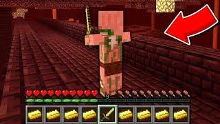 FAKİR 1 GÜNLÜĞÜNE ZOMBİ DOMUZ ADAM OLDU! 😱   Minecraft