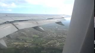 jetblue 636 despegando del aeropuerto cibao pa new york