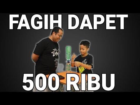 FAGIH MENANG CHALLENGE RP.500.000