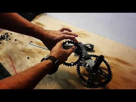 Tutorial: Kettenblatt am Fahrrad wechseln