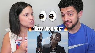 "MOM REACTS TO POLO G! ""DEEP WOUNDS"" *FIRE REACTION*"