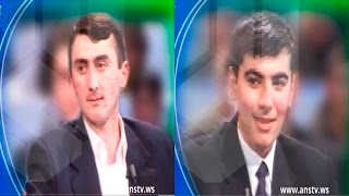 De Gelsin 2001 I Aqsin Fateh & Resad Dagli (28.03.2001) (Orjinal Versiya) 1/8 final