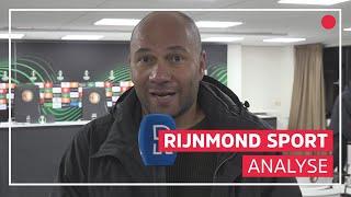 Analyse: 'Kans dat Feyenoord door deze 3-1 zege doorgaat in Europa uitermate groot'