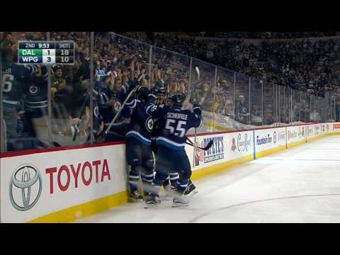 Gotta See It: Laine bags his second hat-trick in 14 NHL games