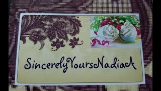 "Testimonial:  Amazing YouTube Subscriber... ""Nadia A"""