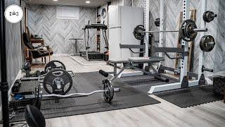 My Home Gym Setup (during Quarantine)