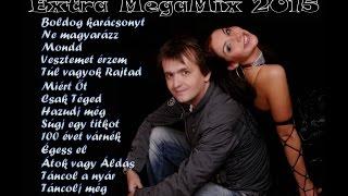 Dj. Szatmári feat. Jucus - Extra MegaMix 2015 (Mixed by Dj. Beeboy)
