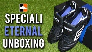 Umbro Speciali 'Eternal' Unboxing - Classic is Reborn