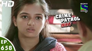 Crime Patrol - क्राइम पेट्रोल सतर्क - Khoj - Episode 658 - 15th May, 2016