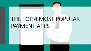 Top 4 Most Popular Payment Apps | Continuum Software Solutions – App Development Toronto, Canada