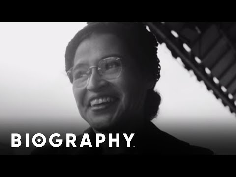 A short biography of rosa louise parks