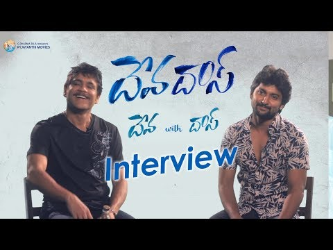 Deva And Das Interview About The Movie Devadas