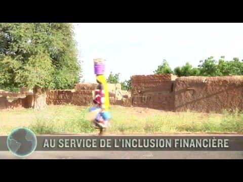 Vidéo Youtube - Au service de l'inclusion financière
