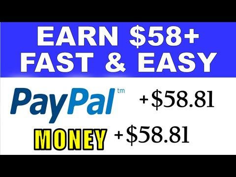 Kaip galite užsidirbti pinigų pavyzdžiu