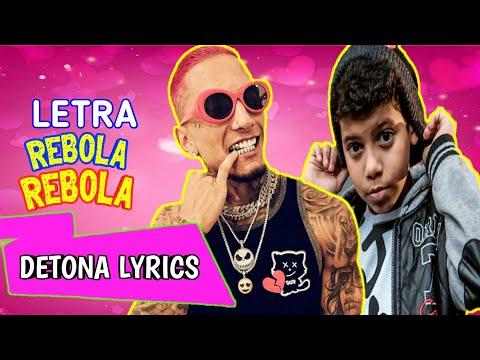 MC Bruninho e Dynho Alves - Rebola Rebola (Letra Oficial)
