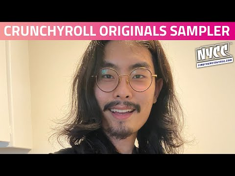 Crunchyroll Originals Sampler - Onyx Equinox & More