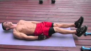 Chiseled chest ab workout by Corey Hall
