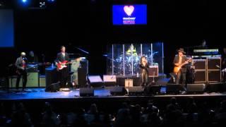 Joan Jett Summertime Blues Music Cares NYC 5/28/15