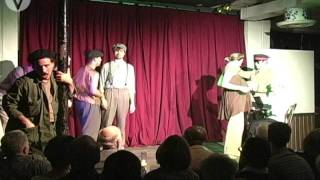 """And the Money Kept Rolling In (And Out)"" from ""Evita"" - Theo Ubique Cabaret Theatre Chicago"