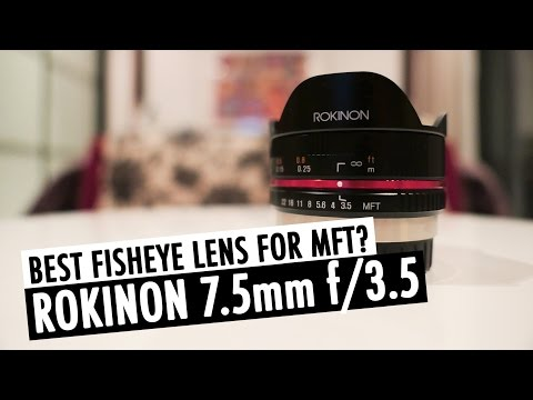 Review: Best Fisheye Lens For Micro Four Thirds? Samyang/Rokinon 7.5mm f/3.5  | RehaAlev