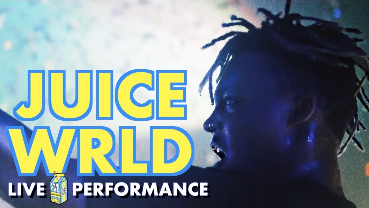Juice Wrld - Lucid Dreams (Live Performance) - YouTube