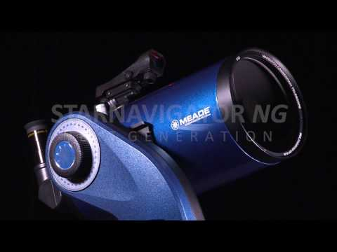 Meade StarNavigator 114 mm Reflector-telescoop