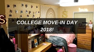 COLLEGE MOVE-IN DAY VLOG 2018 ♡ University of Maryland College Park